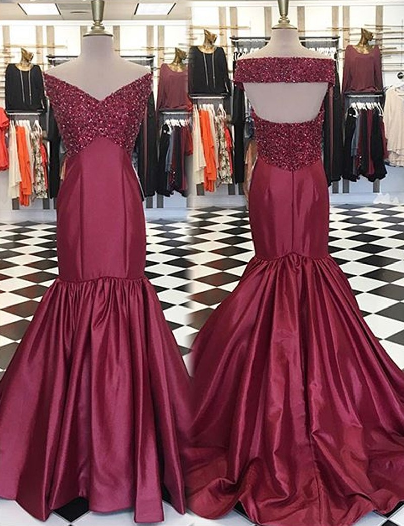 Prom Gown,Prom Dresses,Evening Gowns,Formal Dresses,PD180204