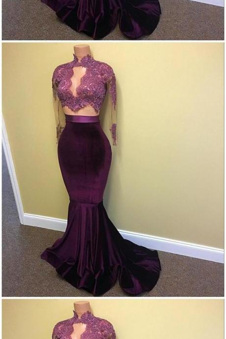 Grape Prom Dress,Ball Gown Prom Dress,Princess Prom Dresses,Sexy Evening Gowns,New Fashion Evening Gown,Sexy Party Dress For Teens, PD3028