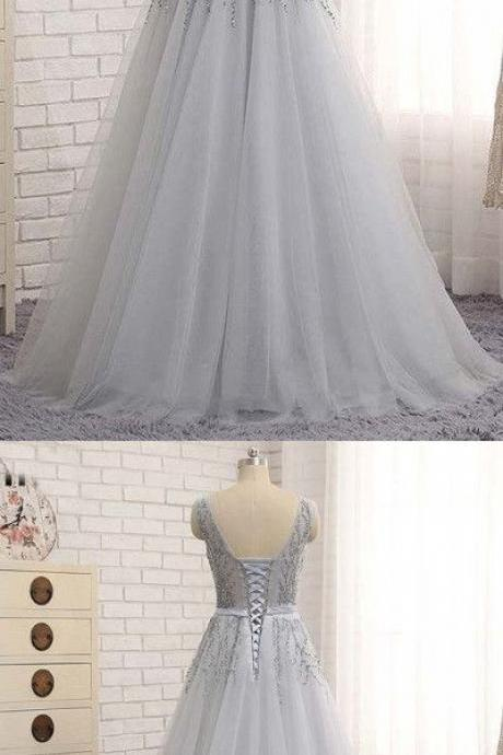 Sexy Beading Prom Dress,Long Prom Dresses,Cheap Prom Dresses, Evening Dress Prom Gowns, Formal Women Dress,Prom Dress,PD230001