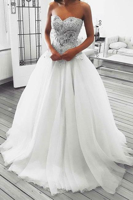 Simple Prom Dresses,New Prom Gown,Vintage Prom Gowns,Unique lace sweetheart neck long prom dress, lace evening dress,PD14666