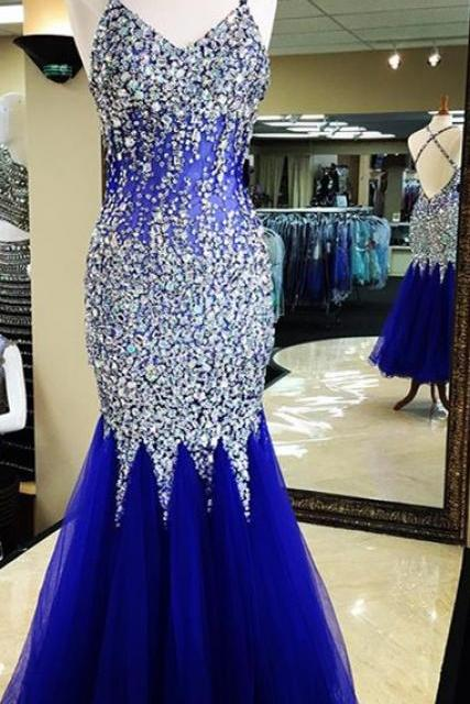 Sexy Prom Dresses,Glitter Prom Gowns,Elegant Prom Dress,Blingbling Prom Dresses,Evening Gowns,Evening Gown, Graduation Dresses, Party Dresses,PD17008
